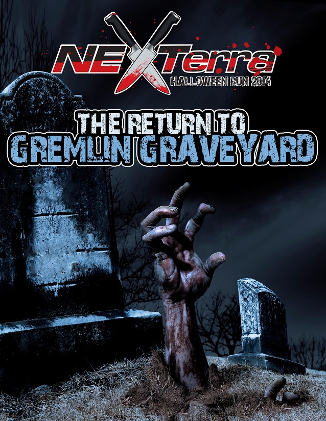 NEXTerra Halloween Run '13
